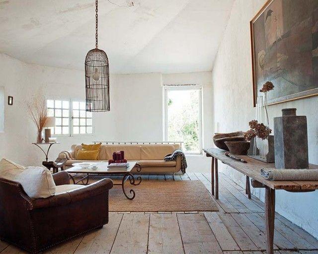 Rústico e acolhedor, lar traduz a Provence - Casa Vogue