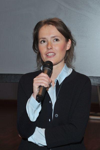 """Pokaz serialu """"Anna German"""". Jedną z ról w serialu zagrała Olga Frycz (fot. Jan Bogacz)"""