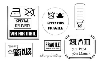 étiquettes: Le Scrap, Etiquettes, Scrap De, Lavage, Quelques Étiquettes, Quelqu Étiquett, Planch D Étiquett, Scrap Tags