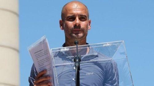 """과르디올라 """"투표 외에 방법없다""""…카탈루냐 분리독립 지지 [토토군뉴스]"""