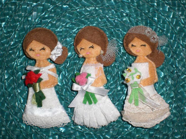 muñecas de fieltro patrones - Bing Images