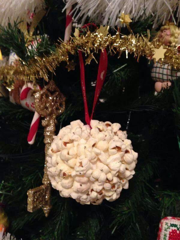 Palle di popcorn