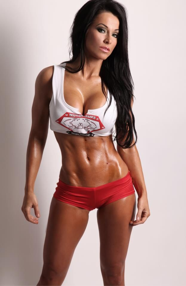 Christina Halkiopoulos [41 Pics] The Best Gallery Of This Top Fitness Model! – TrimmedandToned