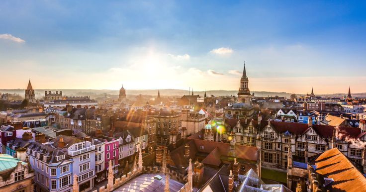 Oxford plans to be a zero-emission city by 2035