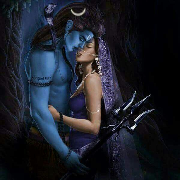 The Love. Shiva/Shakti.  Yang and Yin, the static and the dynamic, consciousness and Kundalini.