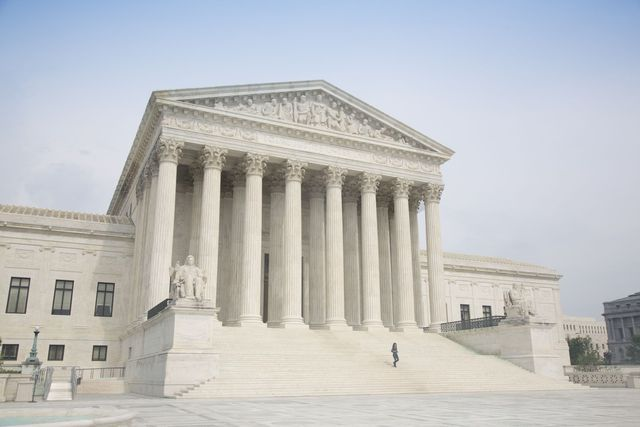 Visiting the U.S. Supreme Court Building