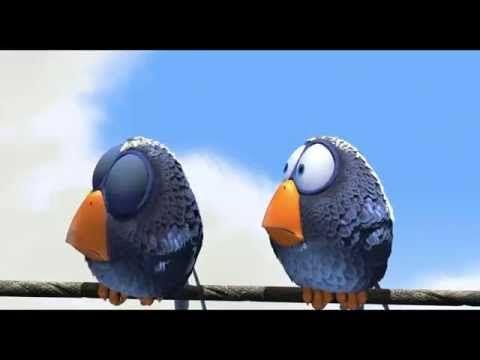 Pixar  Short Films #7 For the Birds 2000
