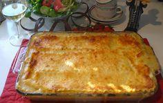 Lasagne aux fruits de mer #recettesduqc #lasagne #pates