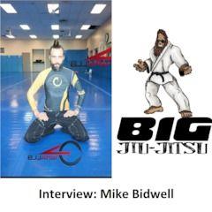 #BigJiuJitsu interview with BJJ Black Belt Mike 'Spider Ninja' Bidwell @BJJAfter40 #JiuJitsu #Jiu-Jitsu #BJJ