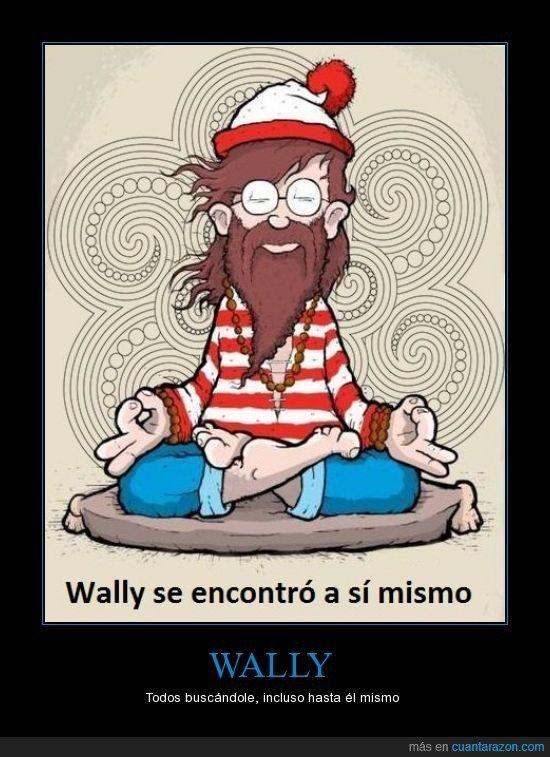 """Wally se encontró a sí mismo (el """"se"""" reflexivo) (pretérito). Visit…"""