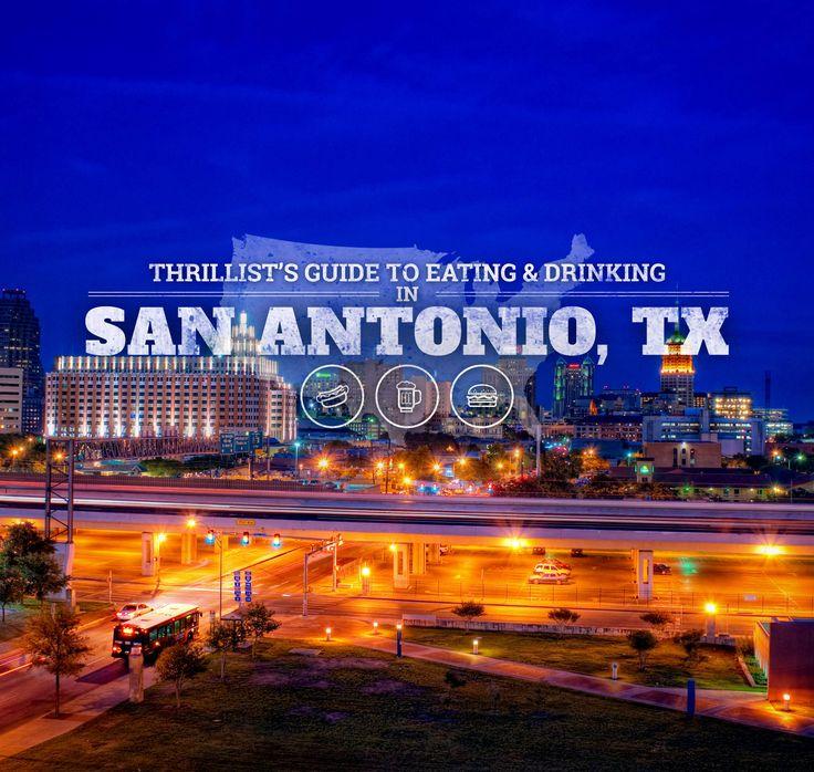 Locals guide to San Antonio, Texas