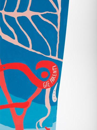 Il trio di illustratrici Sei Mani ha dato una lettura in chiave naturalistica della zona di Porta Nuova, immaginandola come un organismo vivente di natura ibrida a metà tra la pianta e il corallo fotografato nelle sue diverse fasi di crescita e fioritura.