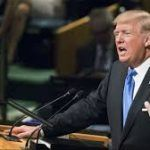 Trump Slams US and Saudi Foreign Policy in Fiery UN Speech. Warning evildoers to stop supporting terrorists and begin serving their own people.
