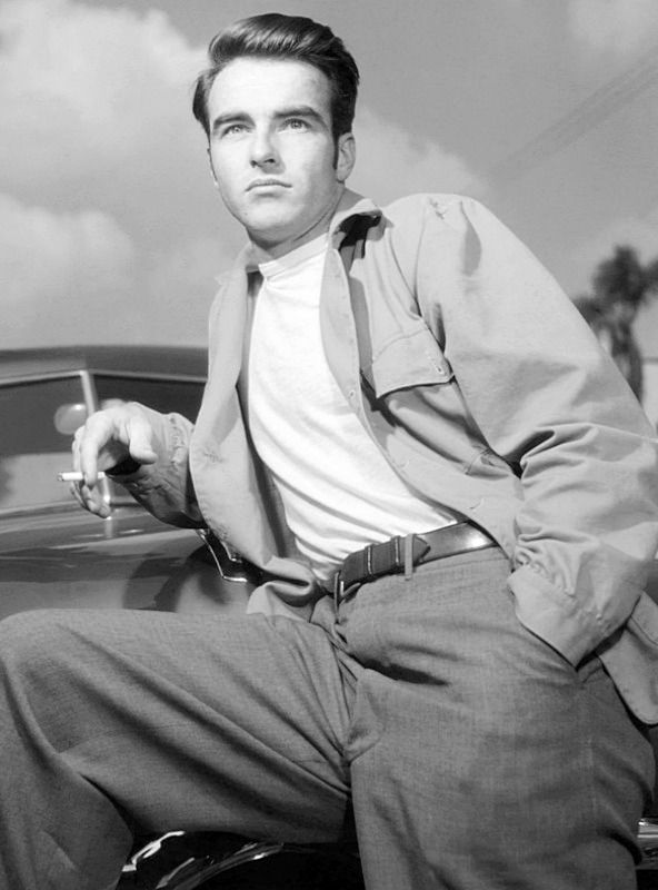 "Montgomery Clift, 1949 ""Look, I'm not odd. I'm just trying to be an actor; not a movie star, an actor."""