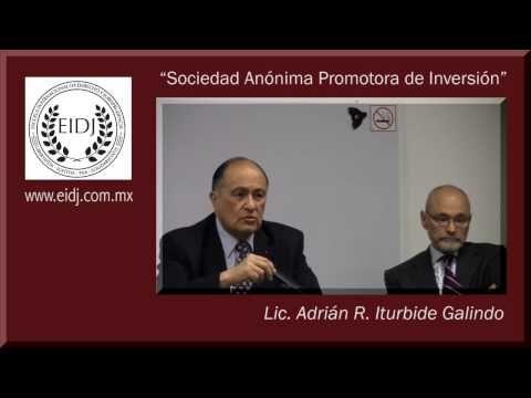 Sociedad Anónima Promotora de Inversión - YouTube