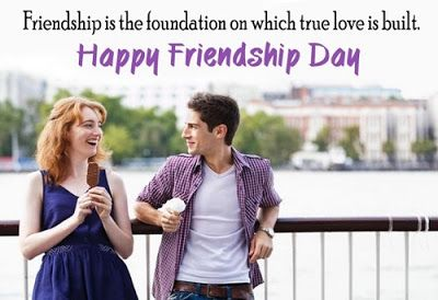 WHATSAPP STATAS FRIENDSHIP DAY 2016 QUOTES IN ENGLISH    Friendship day is the Festival of Friends.Friendship day is celebrated every year First week of August.This time It was going to celebrated on 7 August 2016.All the people use whatsapp on their Phones.On Friendship day All the boys and girls send Love Messages and Status to each other.    Friends are the light of life. Hold a true friend with both your hands.  Friendship is not a big thing - It's a million small things.  A friend is…