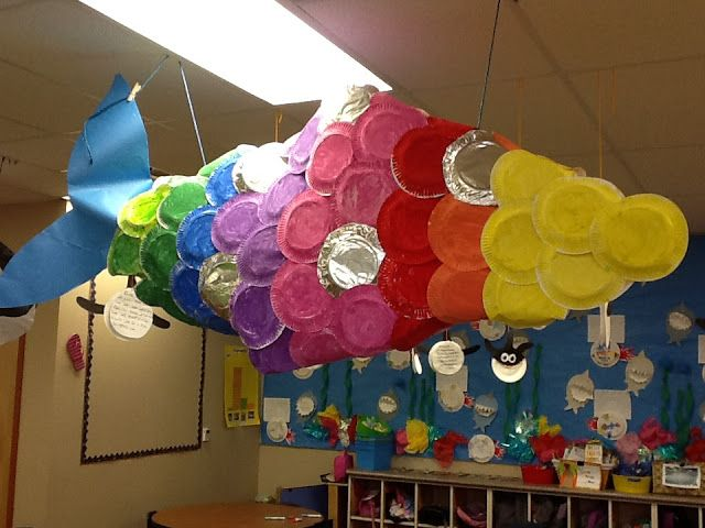 Ocean Unit: lots of ideas for classroom decorations, writing prompts, math activities, and crafts