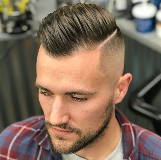 Post Anything From Anywhere Customize Everything And Find And Follow What You Love Create Your Own Tum Gents Hair Style Hard Part Haircut Mens Hairstyles
