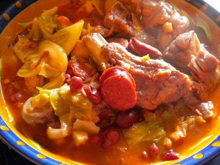 Feijoada à Transmontana – Portuguese Bean Stew