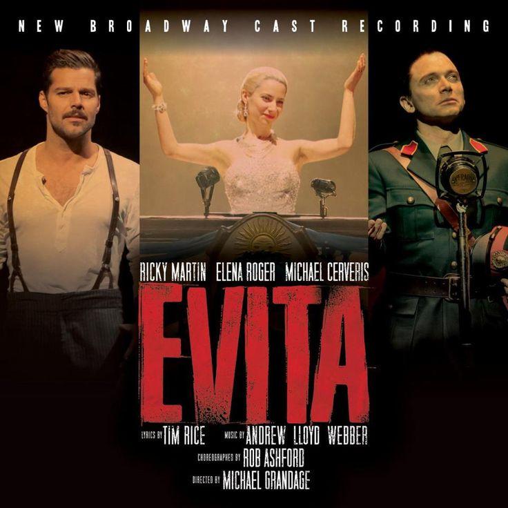 Evita Musical: Andrew Lloyd Webber