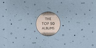 Pitchfork Top 50 Albums of 2013