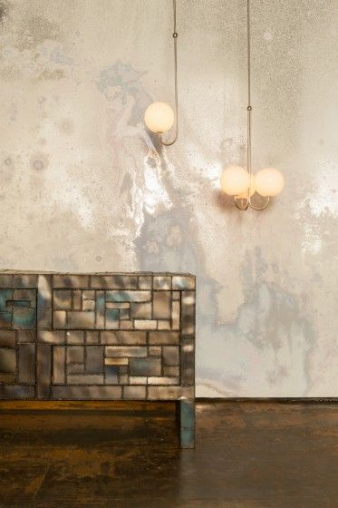 ICFF and NYCxDesign 2015 | NUVO Magazine Calico Wallpaper                                                                                                                                                                                 More