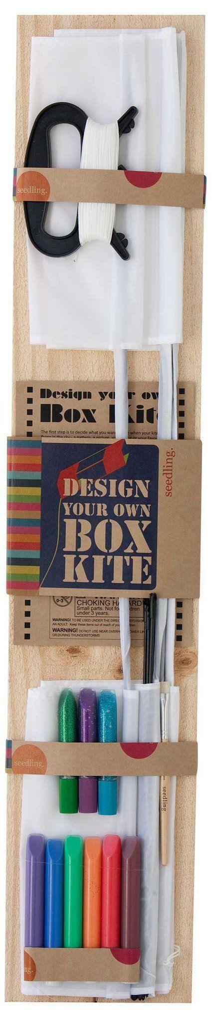 Seedling New Zealand - Seedling Design Your Own Box Kite