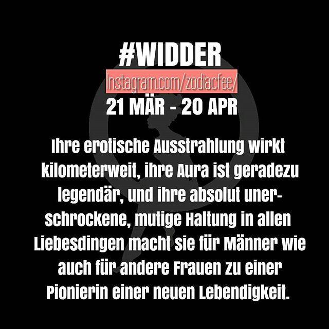 So sind die Widder-Mädels, haha. #horoskop #sternzeichen #geburtstag #sprüche…