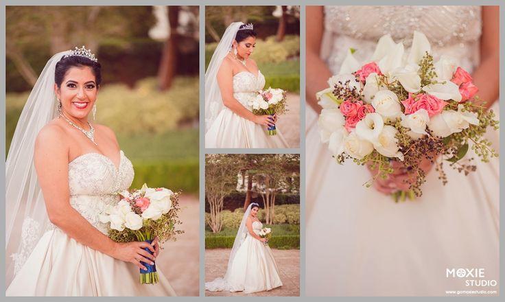 Enchanted Florist Las Vegas, Gold and Pink Wedding, Aisle Arrangements, Wedding Aisle Flowers, Redrock Wedding, Hindu wedding, Indian ceremony Las Vegas, bouquet