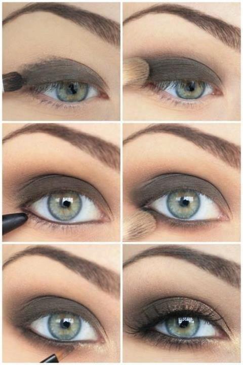 fall winter #eyeshadow