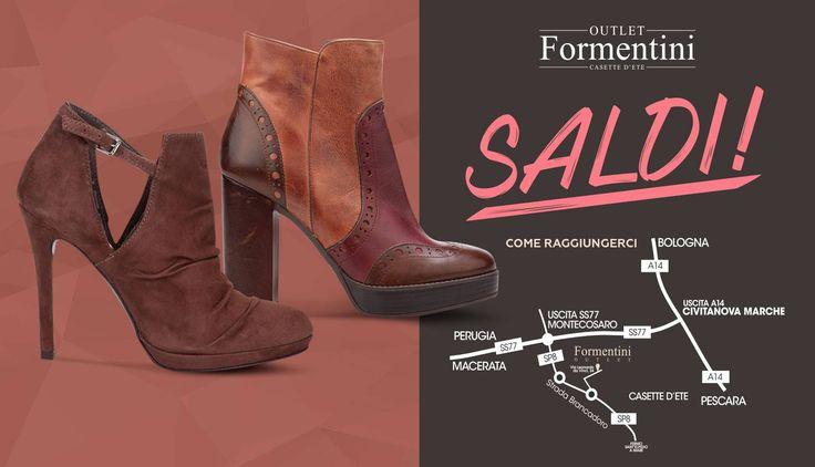 Made in Italy, stile e moda! Venite a scoprire tutti i nostri modelli in #saldo al 50%
