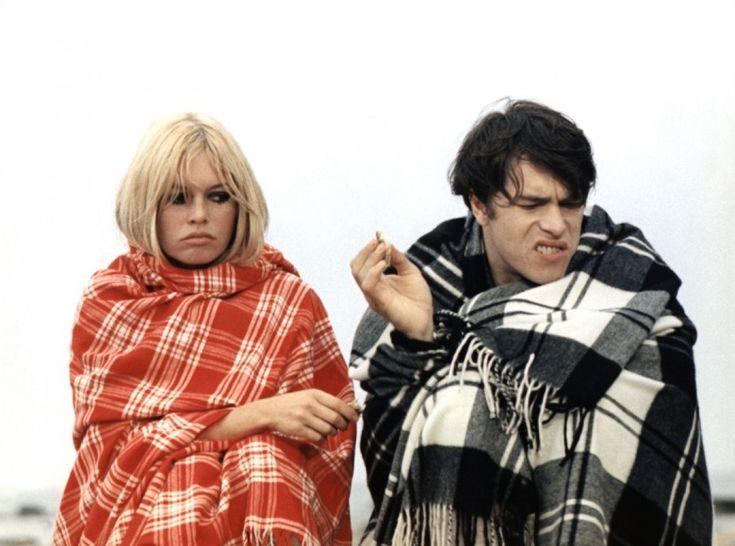 Brigitte Bardot, Laurent Terzieff, colère 1967