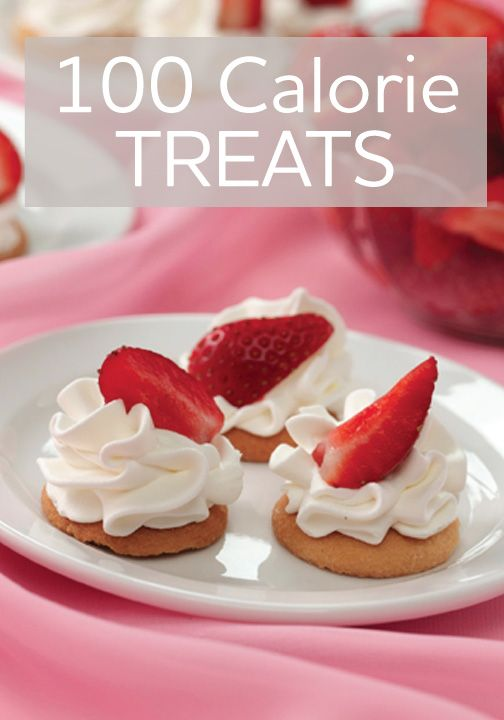 Satisfy your sweet tooth with these decadent but guilt-free desserts. They're perfect for a quick-fix snack or the finishing touch after dinner.