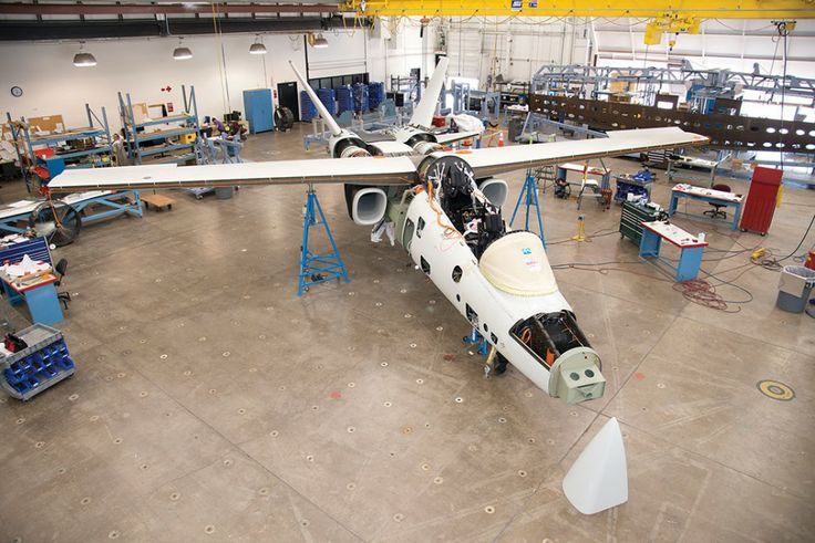 Textron AirLand Scorpion -- all the orange parts are ones I designed, plus I helped route all the orange wiring!