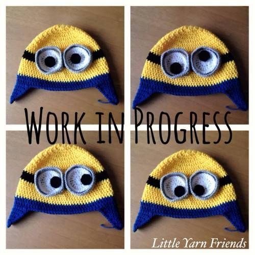 174 Best Minion World Images On Pinterest Crochet Ideas Free