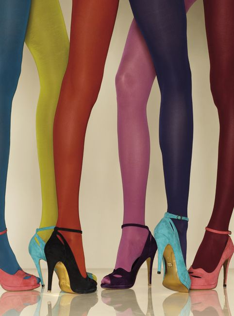 futura collants by gerbe - Collants Colors