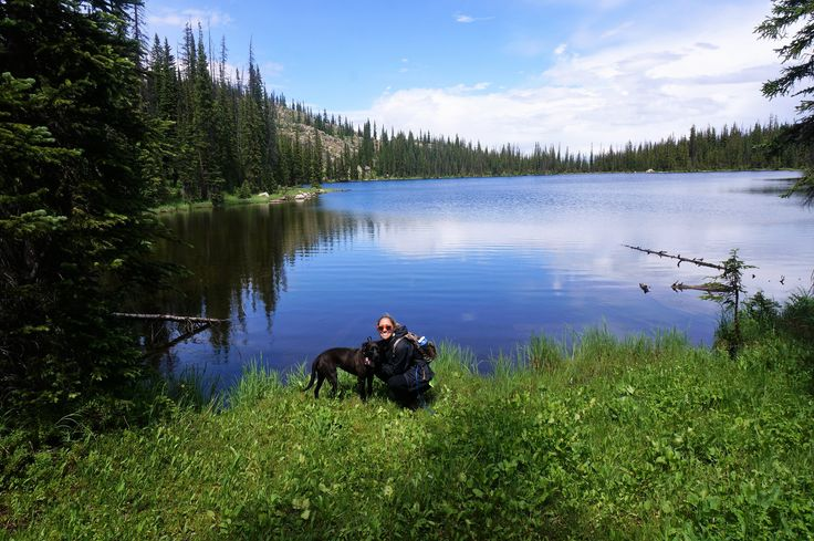 Lost Lake: BaseCamp Trail, Routt National Forest, Colorado