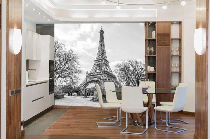 Fototapeta z Wieżą Eiffla