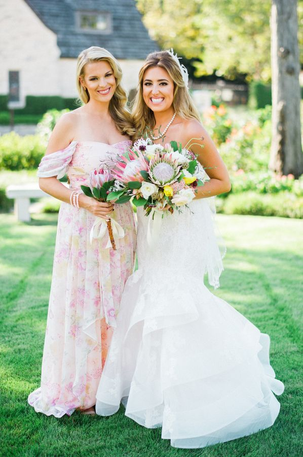 Allure Wedding Dresses Houston Tx : Houston zoo wedding zoos patterned bridesmaid dresses and