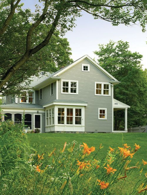 61 Best Farmhouse Exteriors Images On Pinterest Exterior Homes Country Homes And Facades