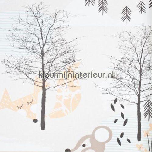 Petit amis des forêt behang 354110, Tout Petit van Eijffinger