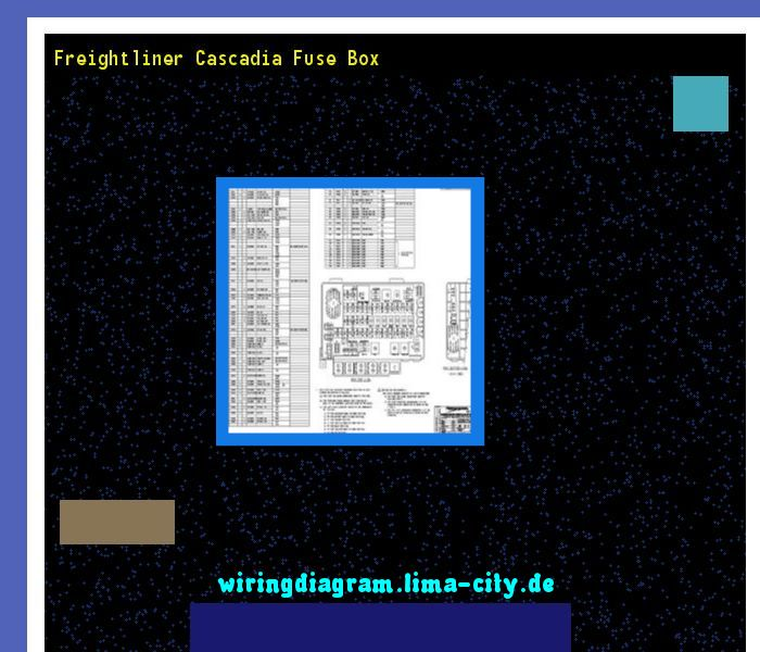 Freightliner Cascadia Fuse Box  Wiring Diagram 18566