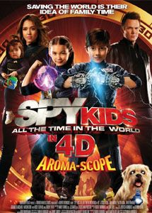 =Spy Kids: All the Time in the World== Review and Rate movie at   http://www.currentmoviereleases.net