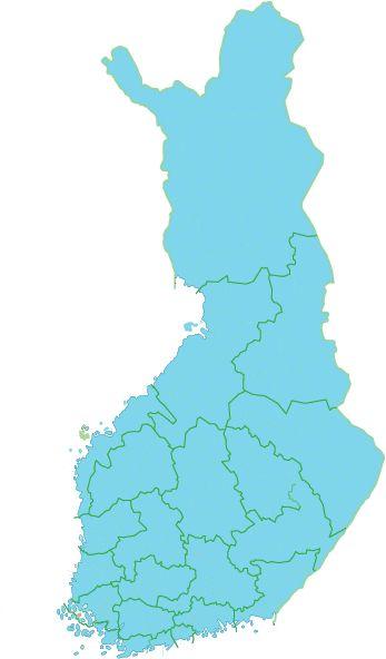 Palvelemme sinua ympäri Suomen - 300 toimistoa sinua lähellä!