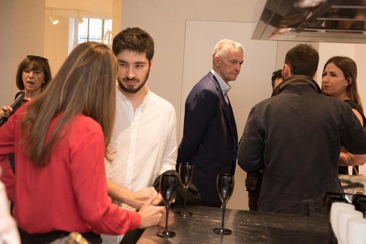 Linvisibile Product Launch Marea Altopiano and Marechiaro by Giulio Cappellini's event, 30 March 2017 - Linvisibile Showroom, Milan