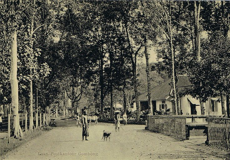 Tempo Doeloe #72 - Gombong, Jalan Kantor Pos, 1912 | by tokek belanda (very busy)
