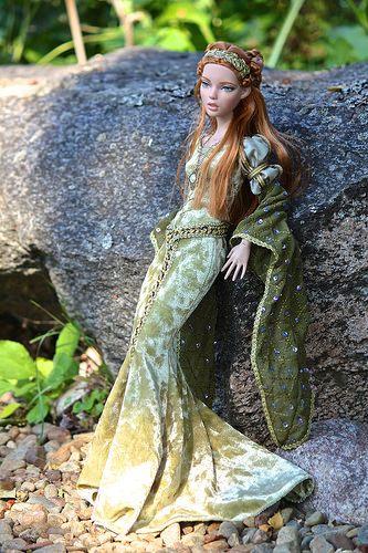 Tonner Deja vu doll - Lady Arabella Bertran | Flickr - Photo Sharing! by Tanja