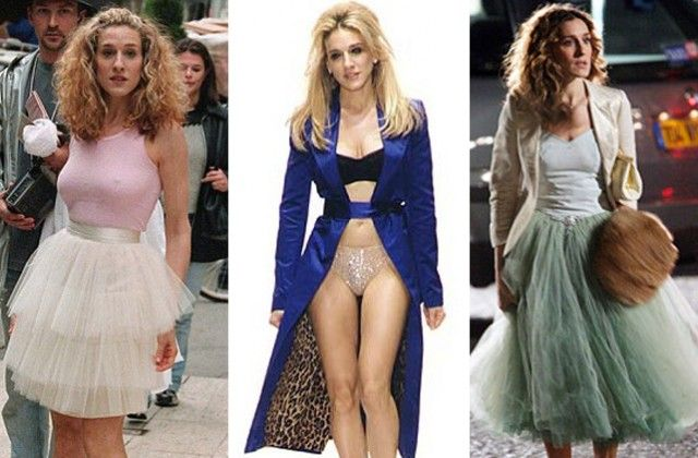 Carrie Bradshaw is Back! How to Get Her Iconic Style Today