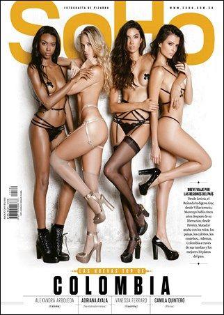 SoHo Colombia Nº 124/Agosto 2015
