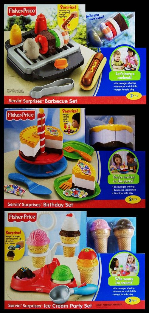 Fisher Price Toy Food : Images about play pretend food and dishes etc on
